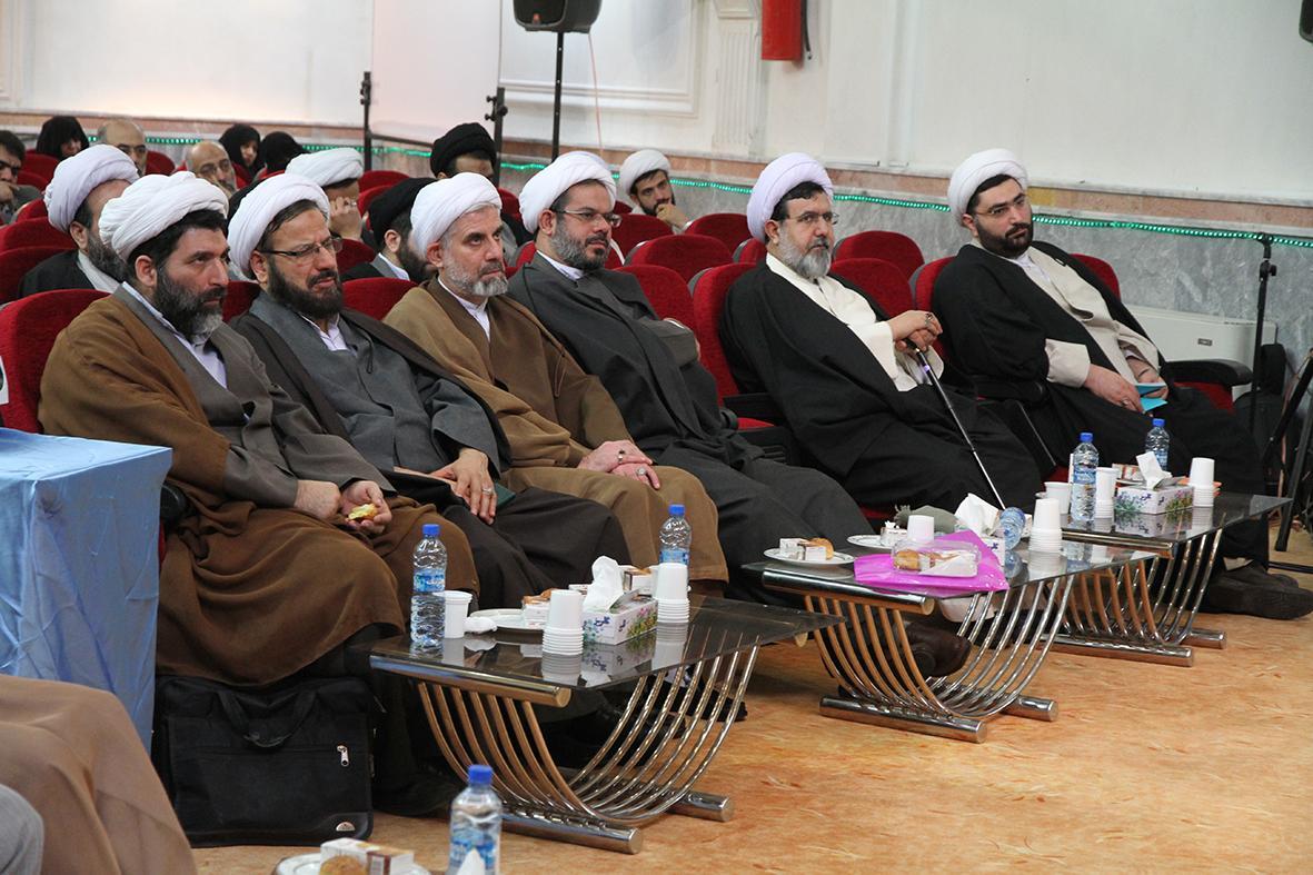 افتتاحیه مرکز ملی پاسخگویی به سؤالات دینی خراسان رضوی (ایپرسش)